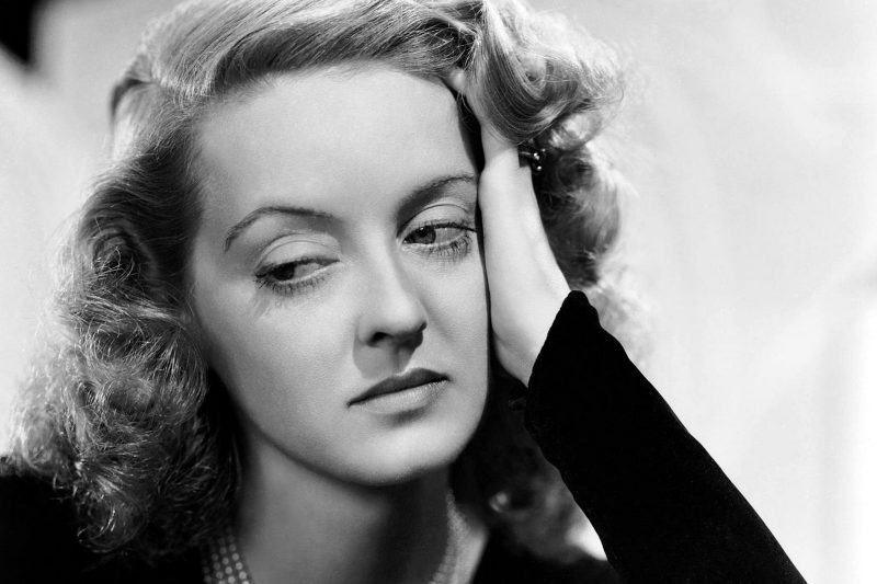 Bette Davis, la più grande attrice di Hollywood
