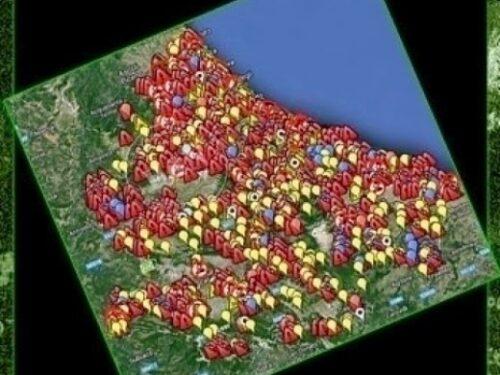 Abruzzo come la Campania: anche lì dissotterrati rifiuti tossici