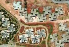 Villette a forma di svastica smascherate da Maps: la suggestiva foto dall'alto e dove si trovano