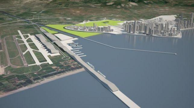 Il progetto per rilanciare la Calabria: tagliarla in due con un canale