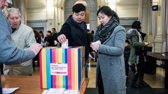 Il peso dei cinesi nelle primarie Pd anche a Milano