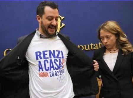 L'ipocrisia di Salvini e Meloni su emergenza clandestini: i due provvedimenti approvati quando erano al Governo che hanno aggravato la situazione