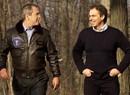 Con 12 anni di ritardo Tony Blair ammette di aver rovinato il Mondo assieme a Bush