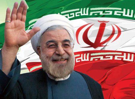 SVOLTA MODERATA IN IRAN, VINCE HASSAN ROHANI