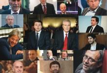 DAL PRESIDENTE DELLA REPUBBLICA AL PREMIER PASSANDO PER MINISTRI E SOTTOSEGRETARI: LA DITTATURA DELLA MARGHERITA