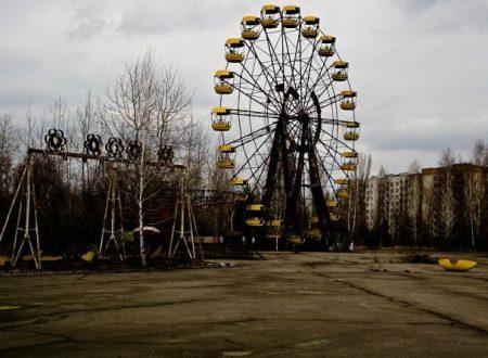 Cernobyl oggi come è: il video spettrale