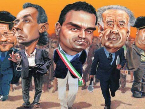 MARCO TRAVAGLIO PORTA JELLA AGLI EX PM IN POLITICA: PRIMA DI PIETRO, POI INGROIA, ORA DE MAGISTRIS