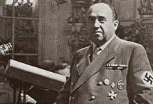 L'EURO FU IDEATO DAL NAZISMO: LO DOCUMENTA UNA CONFERENZA DEL 1942