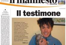 Giulio Regeni: le tre gaffe del Manifesto