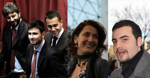 IL DIRETTORIO NOMINATO DA BEPPE GRILLO SOMIGLIA AL GRAN CONSIGLIO DI BENITO MUSSOLINI