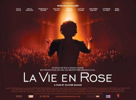 Film su Edith Piaf: la Vie en rose, trama e recensione