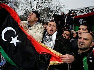 LIBIA NEL CAOS: LE COLPE DELL'OCCIDENTE