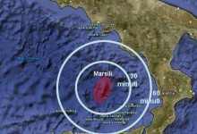 TRA SICILIA E CALABRIA C'E' UNA BOMBA NEL MARE: IL VULCANO MARSILI