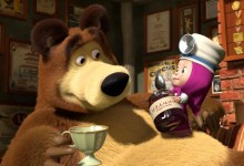 Masha e Orso, altro che dolce amicizia: ecco la fiaba triste e cupa a cui si ispira
