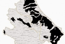 Abruzzo, il Texas italiano: i numeri scioccanti della quantità di territorio occupato da pozzi petroliferi