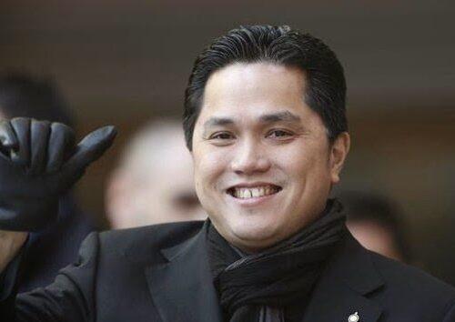 Thohir lascia l'Inter: l'indonesiano deriso che ha rilanciato il club