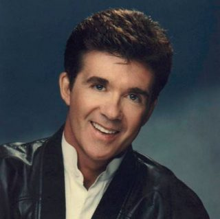 alan thicke genitori in blue jeans foto