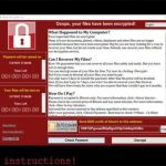 come agisce wannacry