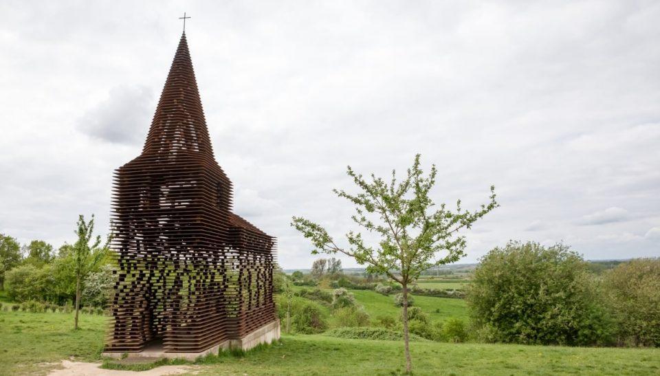 chiesa trasparente