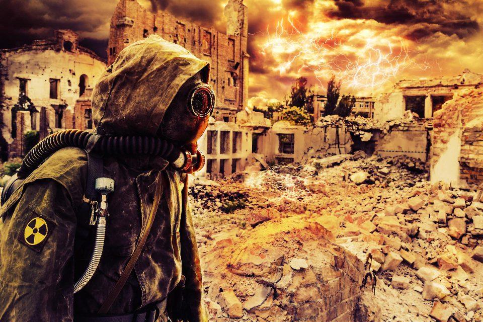 fine del mondo guerra nucleare