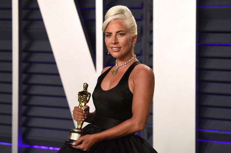 Lady Gaga vince l'Oscar: la frase che ha commosso il web
