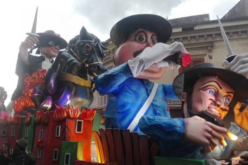 Saviano, la città del Carnevale