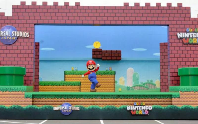 Sei fan Nintendo? Arriva il Primo parco a tema dedicato ai suoi giochi
