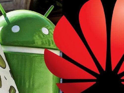 Huawei e blocco Android, quali sono i rischi per chi ha lo smartphone cinese