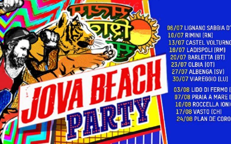 Jovanotti, il suo tour Jova Beach Party una minaccia per l'ambiente: le tre tappe sotto accusa