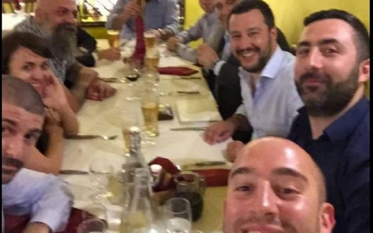 Salvini e l'amicizia con Casapound: i 4 indici