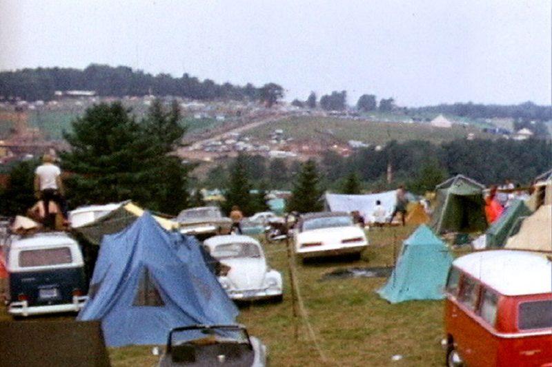 Woodstock compie 50 anni: colonna sonora di una illusione