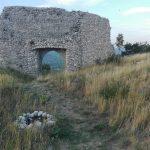 Morcone e i suggestivi resti del castello medioevale