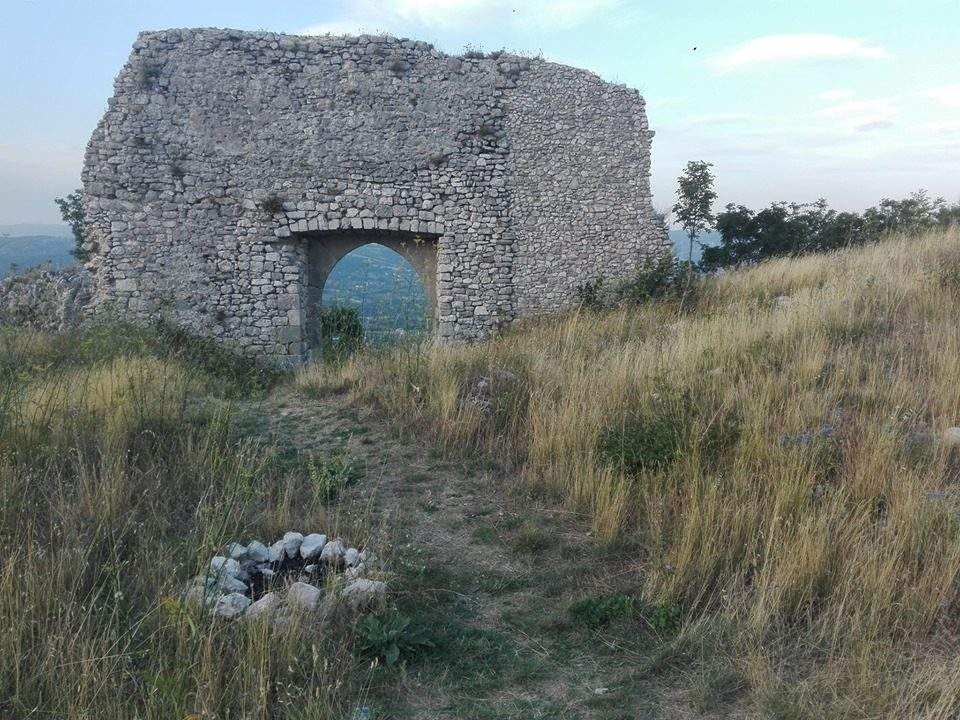 morcone castello