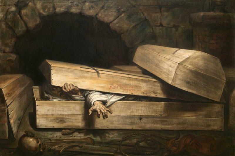 Conte Dracula seppellito a Napoli: la prova e dove si trova