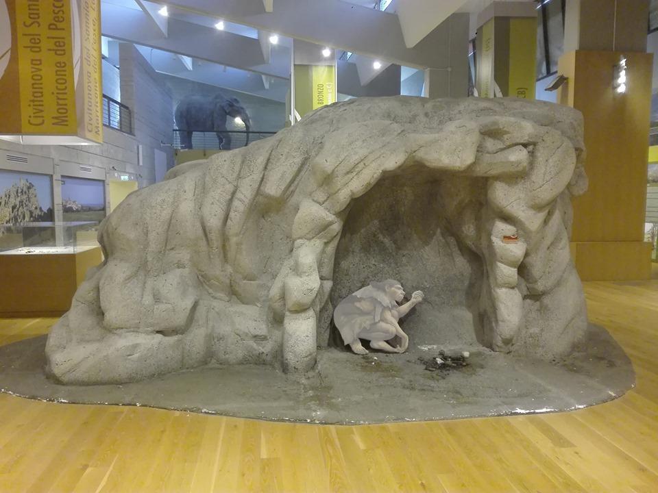 isernia museo paleolitico