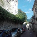 Monteroduni, dove si svolge l'Eddie Lang Jazz Festival