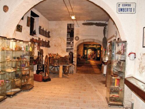 San Potito Ultra, dove si trova il Museo del lavoro