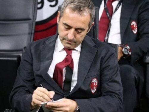 Milan, Marco Giampaolo a rischio: i 9 possibili sostituti
