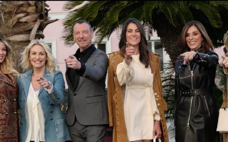 Sanremo 2020, quanto guadagneranno Amadeus e le vallette