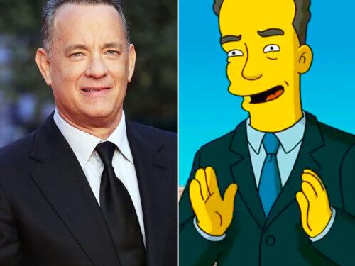 Coronavirus colpisce Tom Hanks: Simpson hanno previsto anche questo?