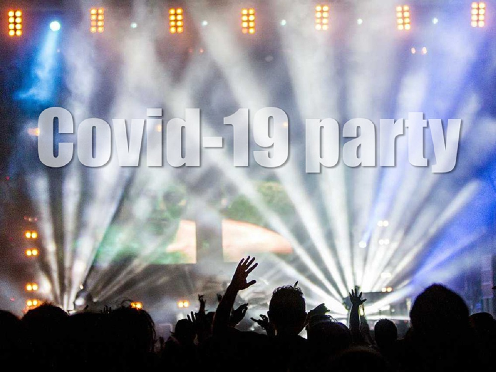 Covid-19 party
