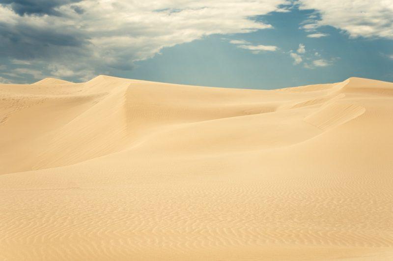 Anche in Italia c'è un deserto del Sahara: dove si trova
