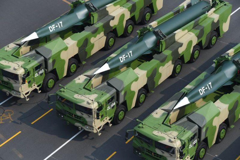 Cina fa ancora più paura con programma Scramjet di missili ipersonici