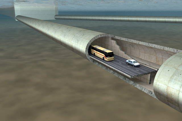 Tunnel sottomarino nello stretto di Messina: i rischi di un simile progetto