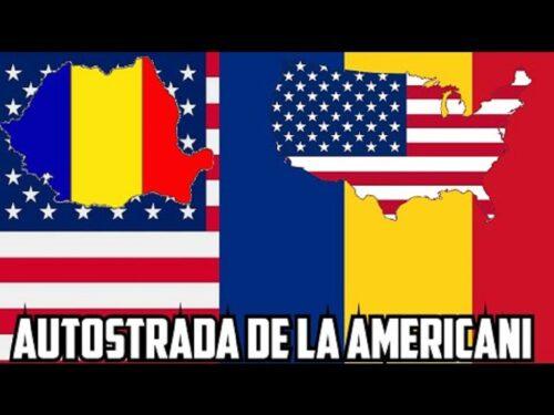 Americani realizzeranno autostrada in Romania: ma lo scopo è inquietante