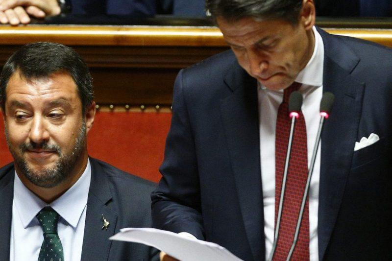 Dai decreti sicurezza a Quota 100: Conte cancella Salvini sulla nostra pelle