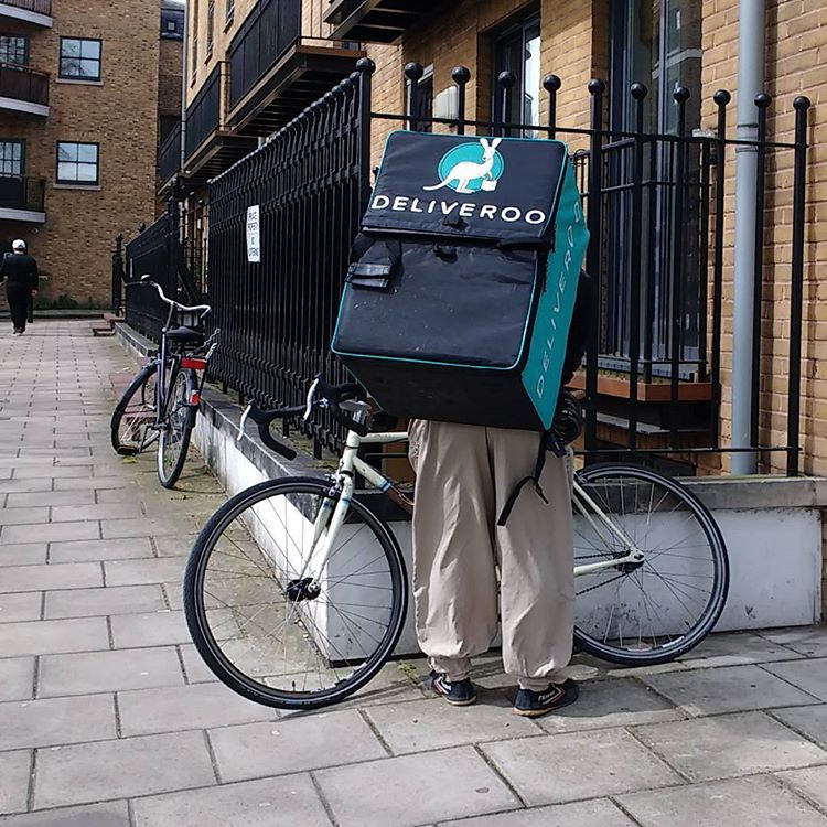 deliveroo come candidarsi
