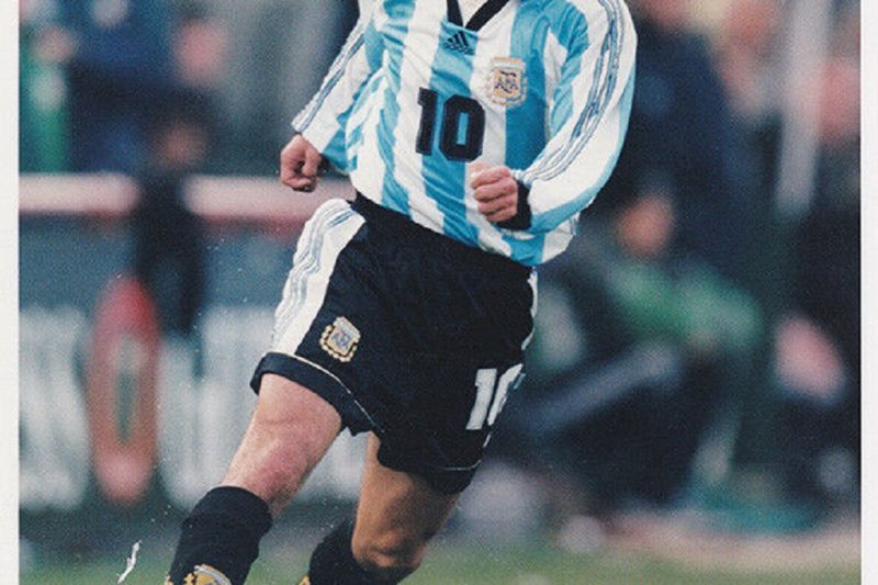 Ariel Ortega, il vero erede di Maradona