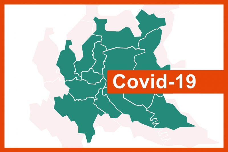 L'impeccabile Lombardia ha sbagliato 54 volte dati contagi Covid: l'accusa dell'ISS