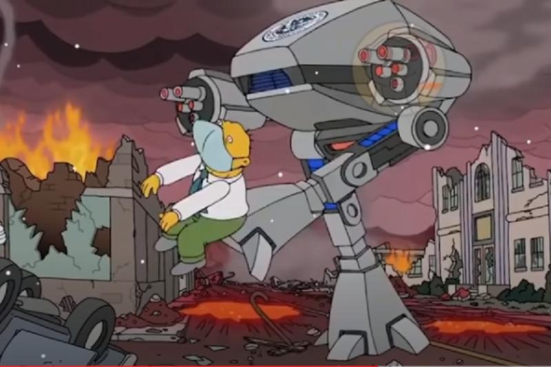 Previsioni Simpson 2021: in questa data ci sarà il caos